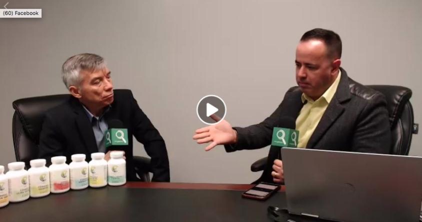 José Cortez del CENTRO DE MEDICINA NATURAL habla de cómo curar enfermedades como Diabetes, Artritis, Hígado, y muchas más.