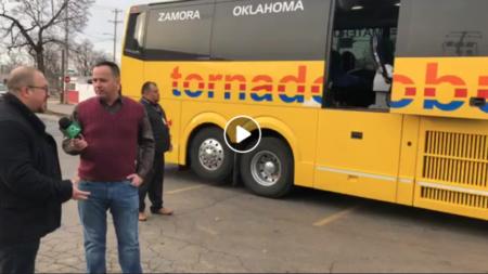 CONOCE TORNADO BUS COMPANY