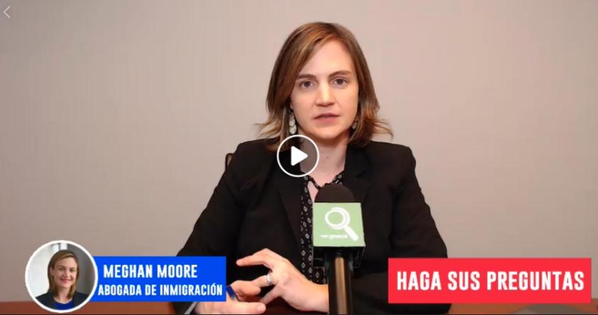 Carga pública comenzó y ya se están viendo cómo está afectando a los inmigrantes.