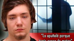 """Hombre busca de puerta en puerta para encontrar una víctima solo porque """"tenía ganas de matar"""""""