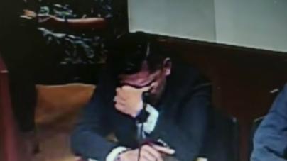Abogado llora al escuchar el delito de su cliente: torturó y asesinó a un bebé