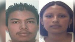 Los rostros de los presuntos homicidas de niña Fátima