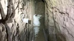 Descubren túnel entre EE.UU. y México con drogas valuadas en casi 30 millones