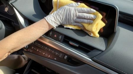 Cómo desinfectar los autos en tiempos de Coronavirus sin dañarlos.