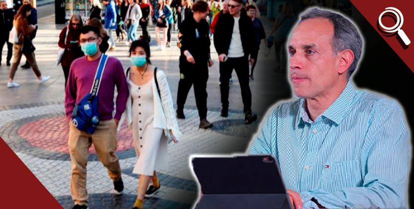 Mexicanos no hacen caso de quedarse en casa por amenaza de COVID-19