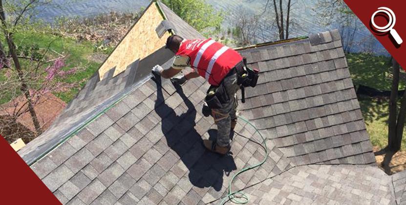 Compañía de techos ofrece reparaciones de emergencia gratuitas durante el pedido de cuarentena