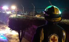 VÍDEO: Se estrella avioneta cargada de medicina en Filipinas