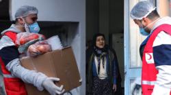 VIDEO: Un famoso chef turco dona toneladas de comida a los ancianos en cuarentena por coronavirus