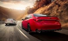Avalon TRD 2020, Toyota experimenta con la fuente de la juventud.