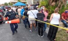 Largas filas por desempleo aumentan riesgo de contagio de COVID-19