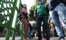 Autoridades mexicanas dan ayudas a prostitutas por la crisis de la COVID-19