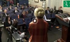 Conferencia de Prensa Casa Blanca sobre COVID-19