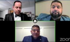 Dante Villarreal y Omar Cuevas de la Cámara de Comercio explican sobre los beneficios que pueden tener los negocios ahora mismo.