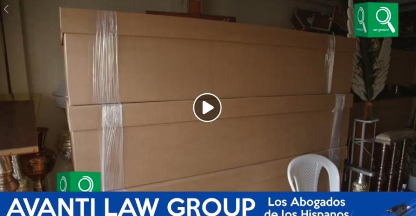 En Ecuador  usan ataúdes de cartón Heroicamente policía mexicano evita suicido