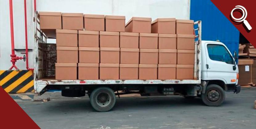 Con cajas de cartón enterrarán a muertos por coronavirus en Ecuador