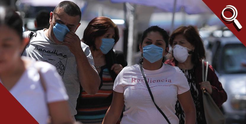 """""""México sigue el mismo camino que Italia, España y EE.UU. en casos de coronavirus"""" afirma experto"""
