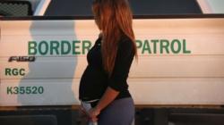 La Patrulla Fronteriza deja a migrante dar a luz con los pantalones puestos