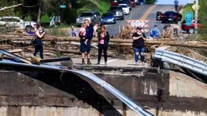 Más de 10.000 evacuados en Michigan tras inundaciones causadas por lluvias