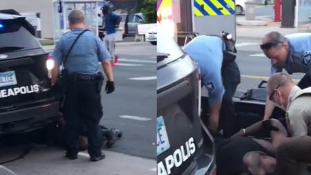 Dan de baja a policías por presuntamente asesinar a un afroamericano