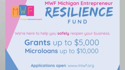 Autorizan fondo de $ 1.5 millones para las pequeñas empresas de Michigan