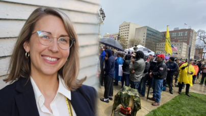 Hillary Scholten reitera apoyo a las autoridades por las protestas