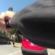 VIDEO: Policía dispara letalmente a un hombre que corrió hacia él con un cuchillo