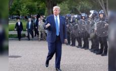 Trump critica a gobernador por dejar a Nueva York hecha pedazos tras saqueos