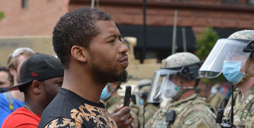 Termina el toque de queda y la Guardia Nacional se retira de Grand Rapids