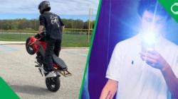 Identifican a joven muerto en accidente de moto