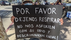 "Orgullo ""black & brown"": los latinos en EE.UU. salen a defender a los negros"