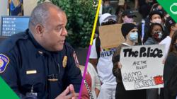 Policía exhorta a la población a no asistir a la manifestación de hoy