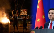 """China: Racismo es una """"enfermedad crónica de la sociedad estadounidense"""""""